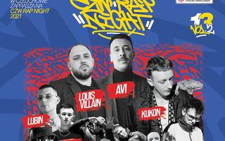 Festiwal CZW Rap Night 2021 już w najbliższą sobotę