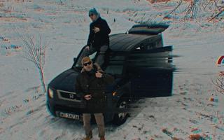 Proceente i Łysonżi rapują w śniegu na bicie z Kalifornii
