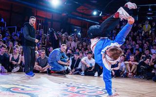 B-boy Kangur zdobywa ostatnią dziką kartę do Red Bull BC One Cypher Poland
