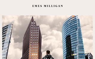 "Emes Milligan - tracklista i okładka płyty ""Self-Made Man"""