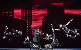 Zadziwiający spektakl taneczny po raz pierwszy w Polsce!