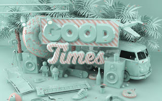 SoDrumatic feat. Wozz Lozowski - Good Times (Flirtini Remix)