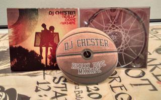Premiera Really Dope Mixtape DJ'a Chestera